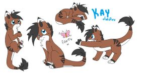 Kay Doodles by kay-kitty-smiles