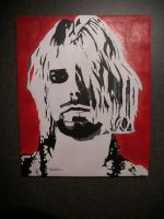 Kurt Cobain 2011 by whilly2dope