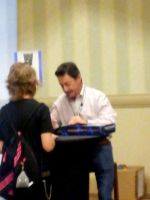 Peter Cullen Signing by MoralChaos
