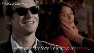 When you're smiling - Jisbon by AllenLenalee