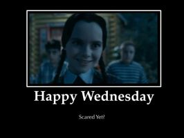 Wednesday Addams by Link5567