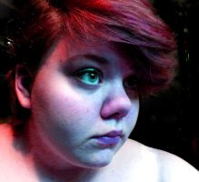 Self Portrait Project (part one) by GretchElise