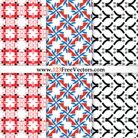 Seamless Pattern Illustrator by 123freevectors