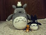 Part 2 - Giant buddies for Maria by altearithe