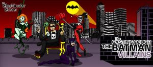 BBB - Casting Couch: Batman Villains by EuJoyuen