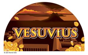 Vesuvius Title Plate by bagshotrow