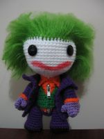 The Joker Sackboy by anjelicimp