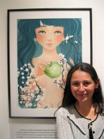 Exhibition and Me by Victoria-Rivero