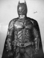 The Dark Knight Rises by xShennax