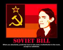 Soviet Bill Motivates You by Rythmear