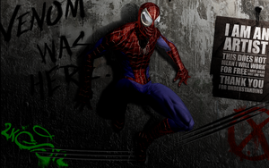 Spider-Man Wallpaper 1a by SEspider