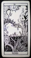 Tarot: The Doldrums by ScareyBunny