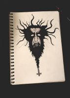 Black metal by masterzmoz
