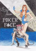 RanGaga - Pokerface by HunBlackPrincess