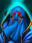 Sanchez Cobra commander COLORED by JoeyVazquez