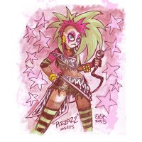 Pizzazz of the Misfits by edbot5000