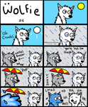 Wolfie #4 by cookiefur