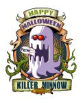 Happy Halloween from Killer Minnow! by RobKing21