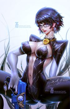Bayonetta by Zeronis