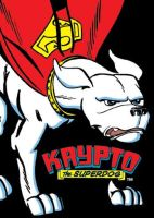 Krypto The SuperDog by DixieDevated