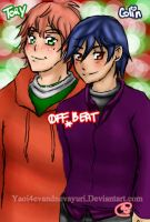 Offbeat Fanart_Happy Holidays by blwhere
