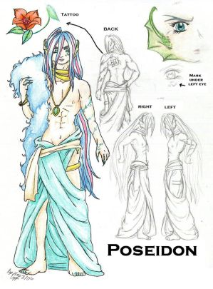 Designs of Poseidon