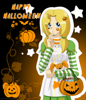 .Halloween 2009. by Els-e