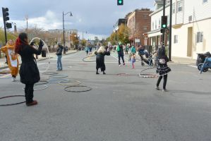 2015 Monster Mash, Costumes and Hula Hooping 4 by Miss-Tbones