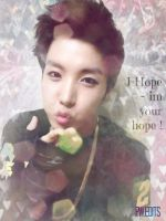 J-HOPE - IM YOUR HOPE by KateW49