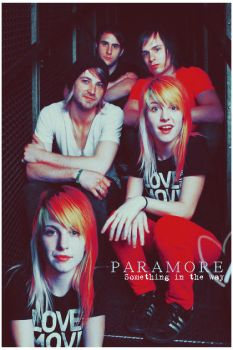--Paramore-- by something-inthe-way