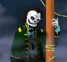 Undead Pirate by Snackbot