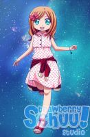 Amelia Pond ready for adventure Doctor! by xenokurisu