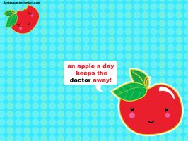 Apple a Day Keeps the Doc Away by daniesque