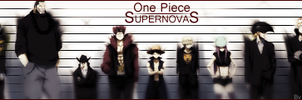 One Piece Supernovas V2 by Joan-487