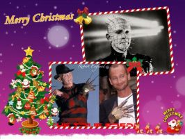 Christmas Card by WolfShadow14081990