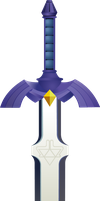 Master Sword - OoT by Doctor-G