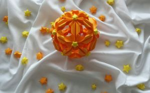 Kusudama Arabesque by Anice105