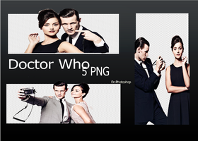 Doctor Who Png Pack by photoshopdreamer