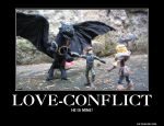 Love-Conflict by PGwainbenn