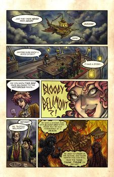 Ghost Story p1 by Oriana132