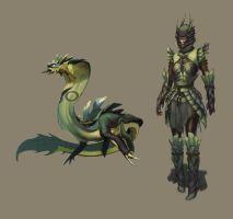 zeliu-ENT303-armor-color copy by theartdepartment