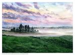Iowan Morning by pallanoph