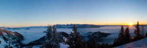 Chiemgau Panorama by duidl