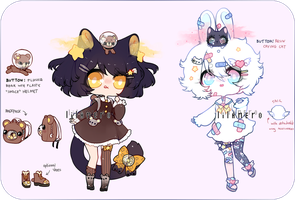 CLOSED | parfumimi guest adopts by lilanero