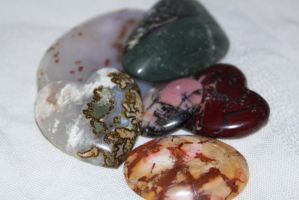 My Group of Cabochons by portraitofadoll