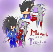 REQUEST-Manuel and Termina by termina-the-wolf