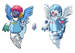 Gman769's Ice God Colored by ElementalHeroShadow2