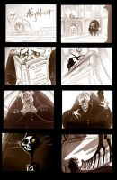 Storyboards part 2 by pupukachoo