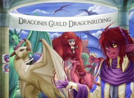 dAF .:. Draconis Guild Event by Dea-89