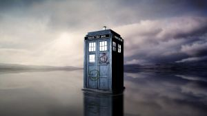 Superwholock - Tardis by Nikky81